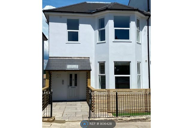 Thumbnail Flat to rent in Tregonwell Road, Bournemouth