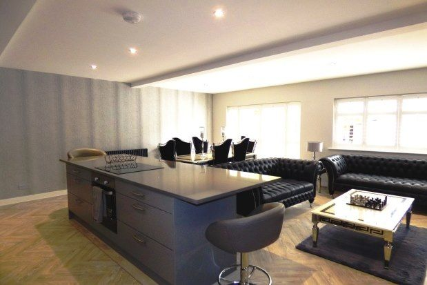 Thumbnail Flat to rent in High Carrs, Liverpool