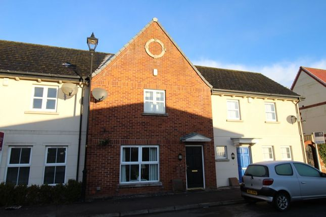 Thumbnail Terraced house for sale in Lady Wallace Forge, Lisburn