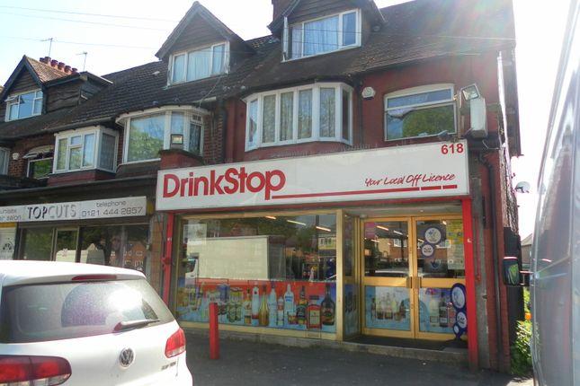Thumbnail Retail premises for sale in 618 Yardley Wood Road, Billesley, Birmingham