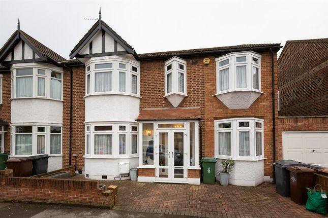 Thumbnail Semi-detached house for sale in Richmond Avenue, London