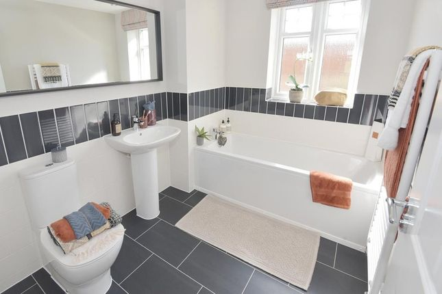 """Kennett Bathroom of """"Kennett"""" at Fosse Road, Bingham, Nottingham NG13"""