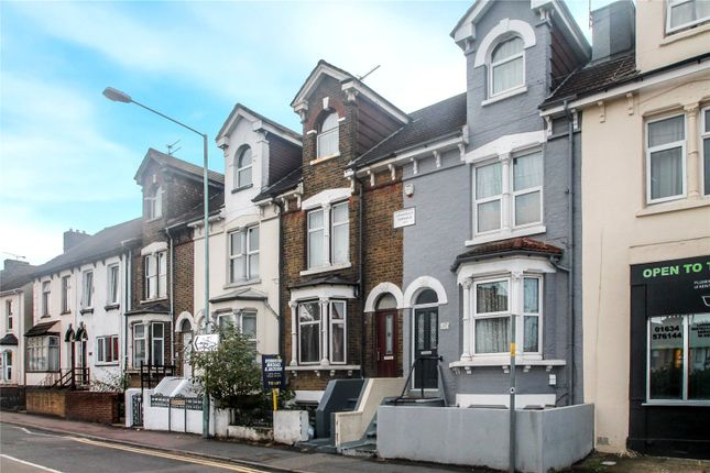 Thumbnail Terraced house to rent in Ingram Road, Gillingham, Kent