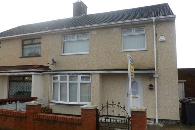 Thumbnail Property to rent in Park Brow Drive, Liverpool, Merseyside