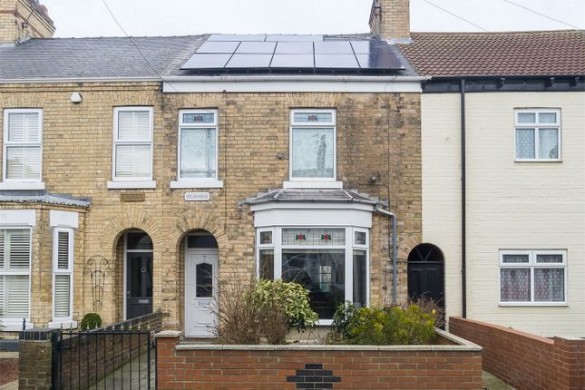 Thumbnail Terraced house for sale in South Cliff Road, Withernsea, East Riding Of Yorkshire