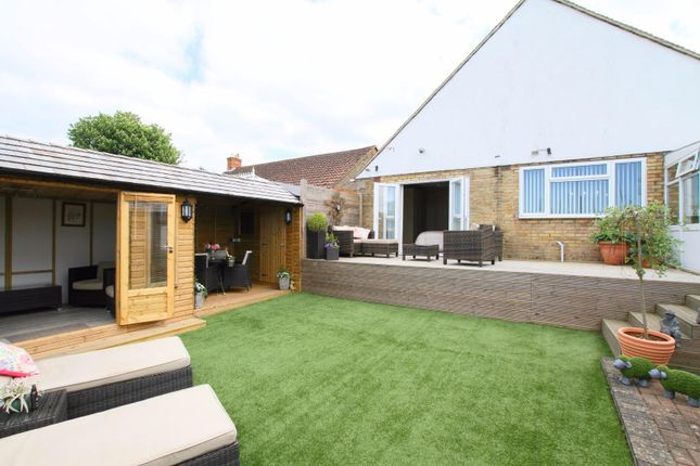 Thumbnail Detached bungalow for sale in Ashford Road, Canterbury