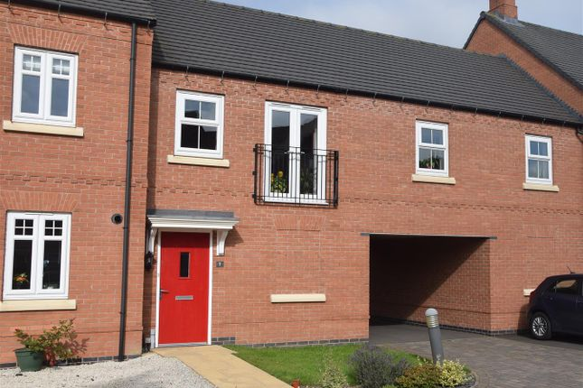 Thumbnail Flat for sale in Martival Court, Ashby-De-La-Zouch
