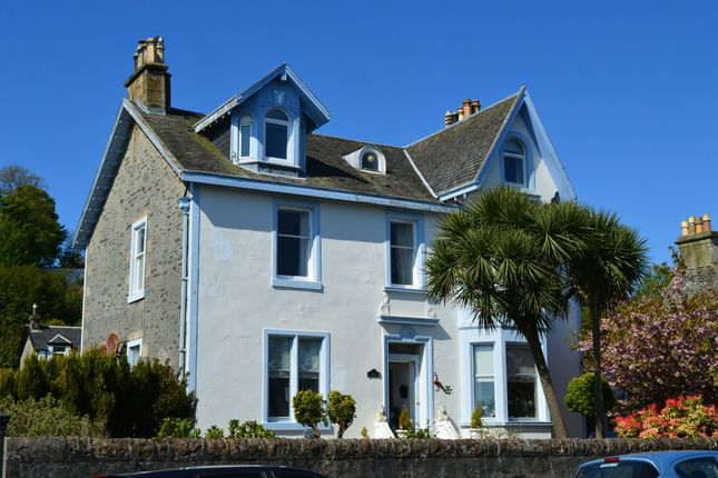 3 bed flat for sale in Upper Flat, Glenbeg House, 56, Ardbeg Road, Rothesay, Isle Of Bute