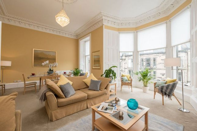 Thumbnail Flat to rent in Coates Gardens, West End