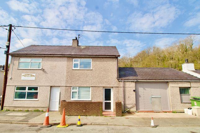 Thumbnail Detached house for sale in Carreg Y Fran, Cwm-Y-Glo, Caernarfon