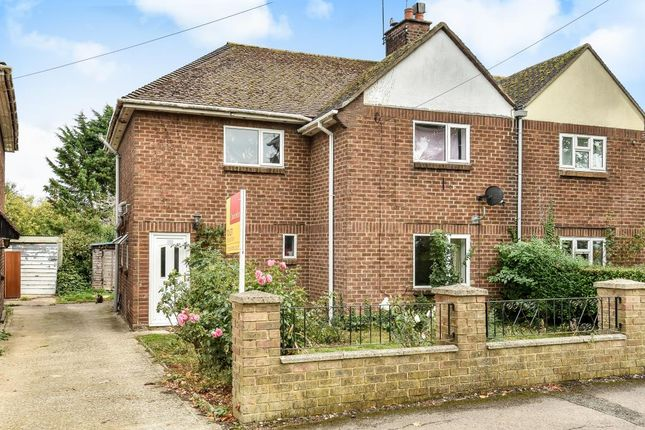 Thumbnail Semi-detached house to rent in Grimsbury, Banbury