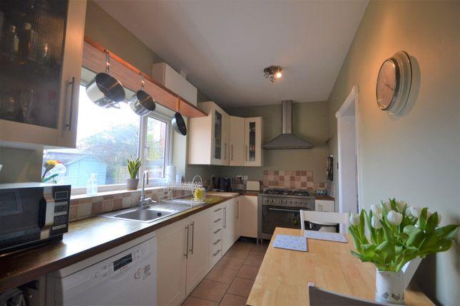 Kitchen of Minor Avenue, Lyme Green, Macclesfield SK11