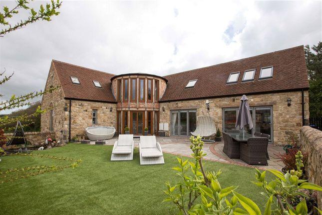 Thumbnail Detached house for sale in Sleetburn Lane, Langley Moor, Durham