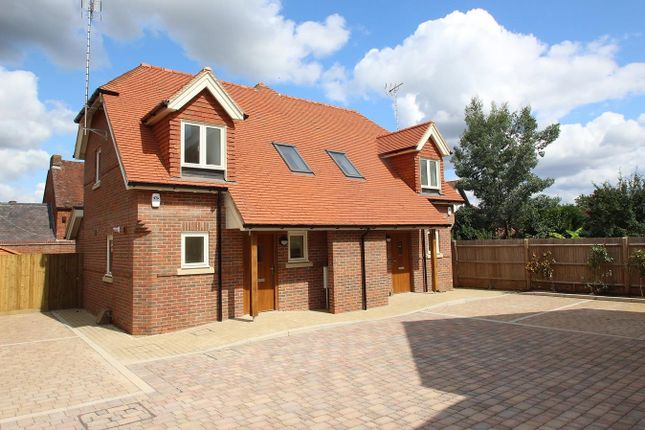 Thumbnail Semi-detached house for sale in Shepard Place, Pangbourne, Reading