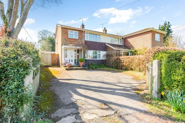 3 bed country house for sale in Petersfield Road, Ropley SO24