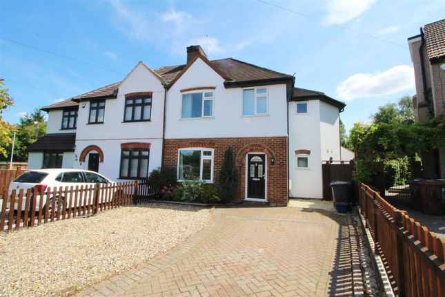 Thumbnail Semi-detached house to rent in Rendlesham Avenue, Radlett
