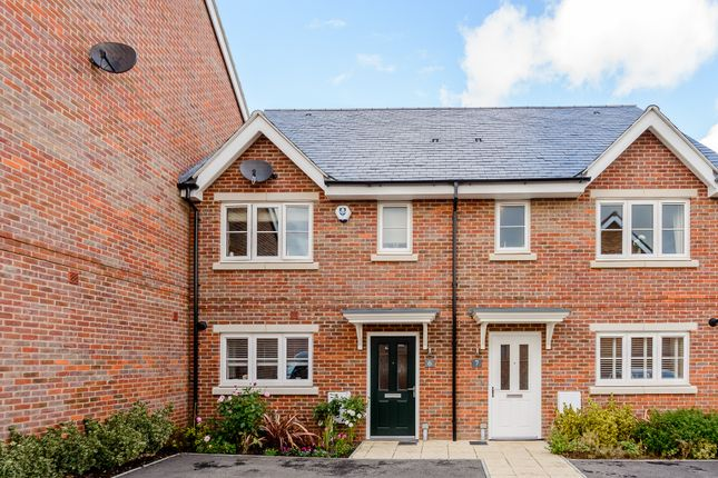 Thumbnail Terraced house for sale in Hodgson Way, Harlow