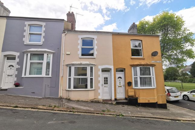 Front of Glenmore Avenue, Plymouth PL2