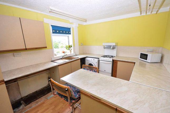 Kitchen of Wheatlands Avenue, Bonnybridge FK4