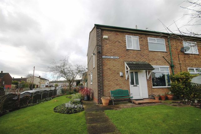 Thumbnail Town house to rent in Conifer Walk, Partington, Manchester
