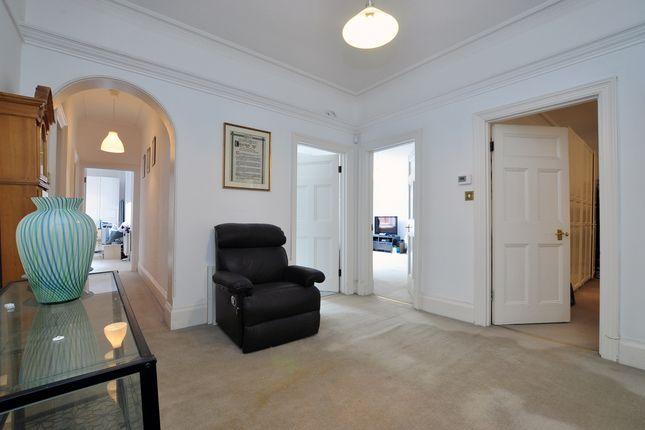 Entrance-13 of Bracknell Gardens, London NW3