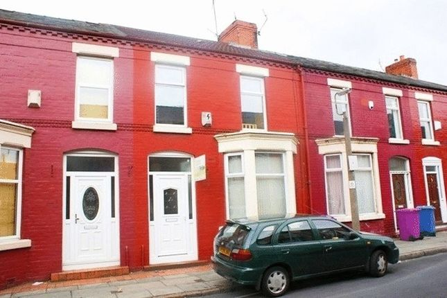 Terraced house for sale in Grosvenor Road, Wavertree, Liverpool