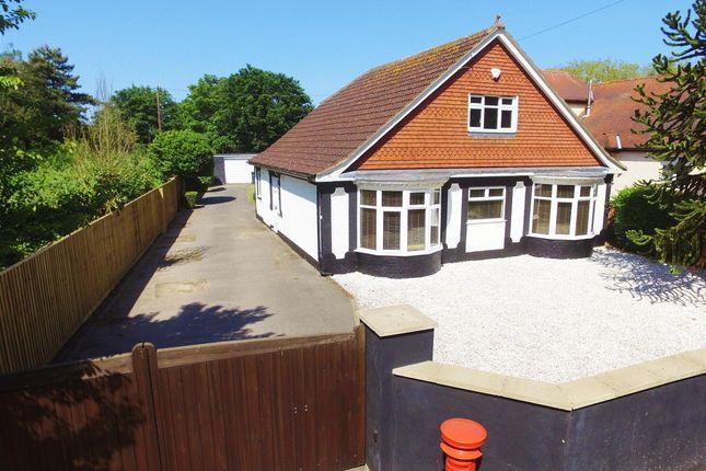 Thumbnail Detached house for sale in Aylmer Avenue, Skegness, Skegness