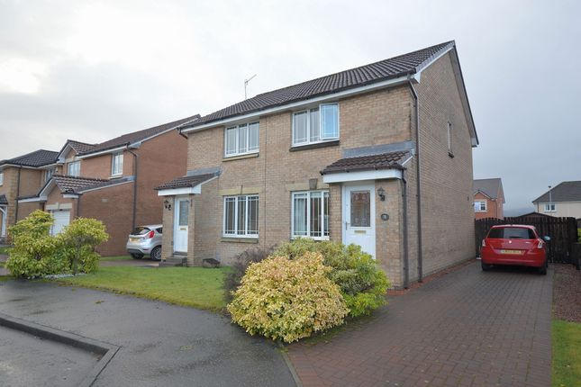 Thumbnail Semi-detached house for sale in Mary Fisher Crescent, Dumbarton