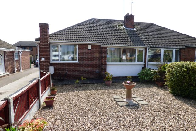 Thumbnail Bungalow for sale in The Bungalows, Church Road, Altofts
