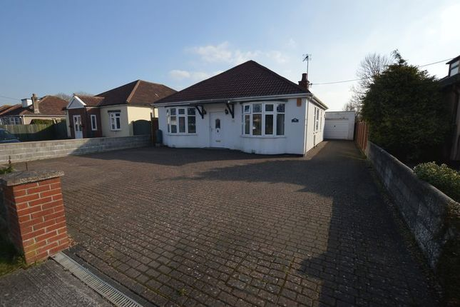 Thumbnail Bungalow for sale in New Bristol Road, Worle, Weston-Super-Mare