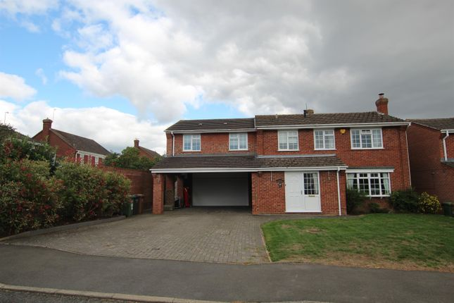 Thumbnail Detached house to rent in Pepper Street, Inkberrow, Worcester
