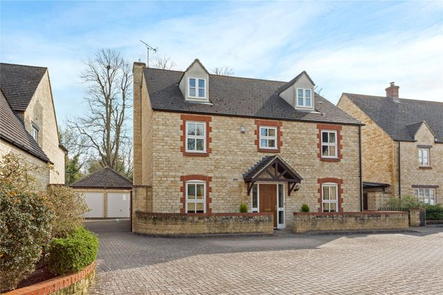 5 bed detached house for sale in Oxford Road, Kingston Bagpuize, Abingdon