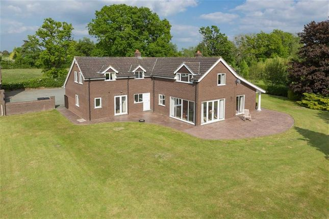 Thumbnail Detached house for sale in Maesbrook, Oswestry