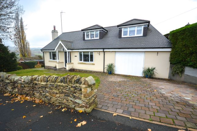 Thumbnail Detached bungalow for sale in Ridgeway Moor, Ridgeway, Sheffield