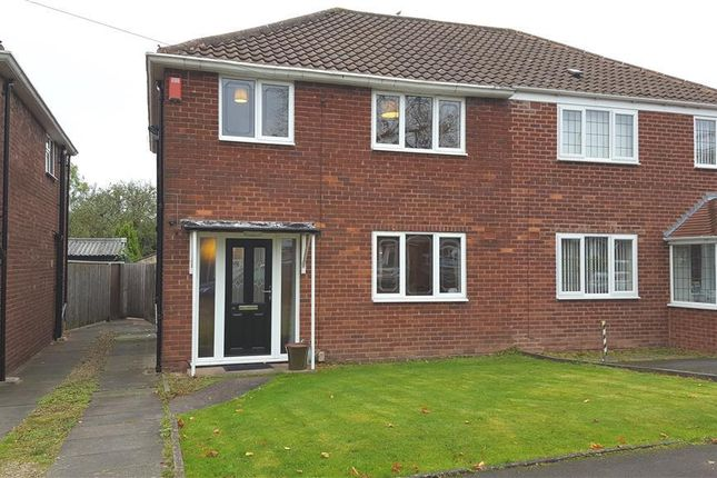 Thumbnail Semi-detached house to rent in Lilac Avenue, Walsall