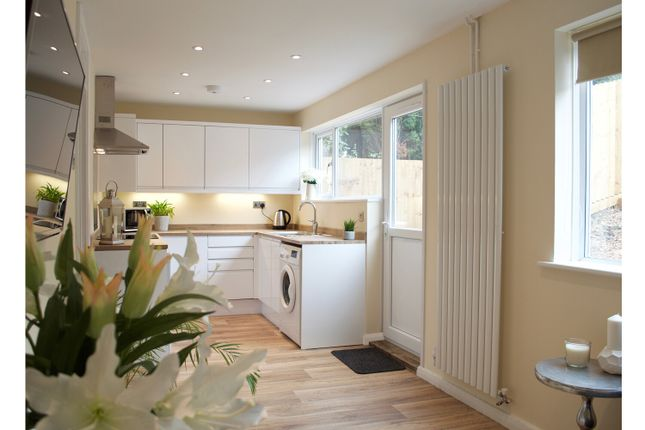 Thumbnail Terraced house to rent in Wedgwood Road, Bath