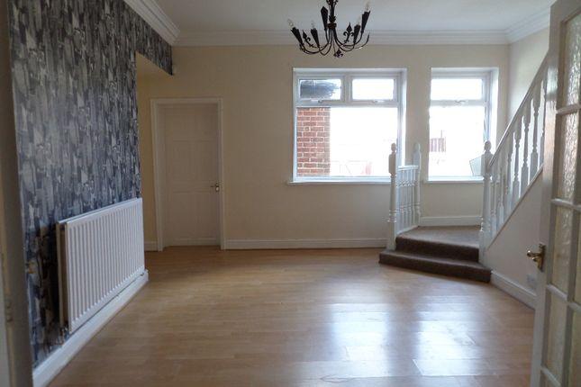 Living Room of Londonderry Street, Silksworth, Sunderland SR3