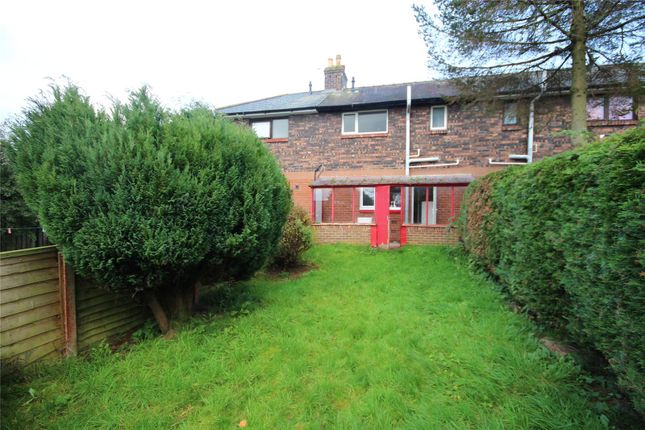 Rear Garden of 100 Raffles Avenue, Carlisle, Cumbria CA2