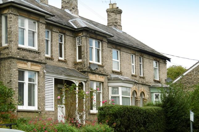 Thumbnail Terraced house to rent in Springfield Terrace, East Street, Sudbury