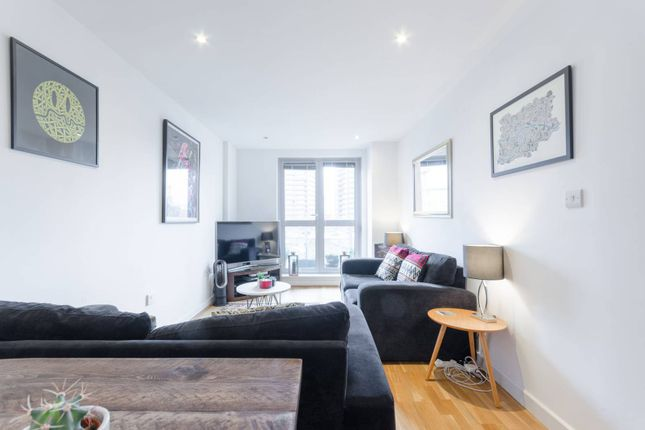 Thumbnail Flat to rent in Southgate Road, Islington
