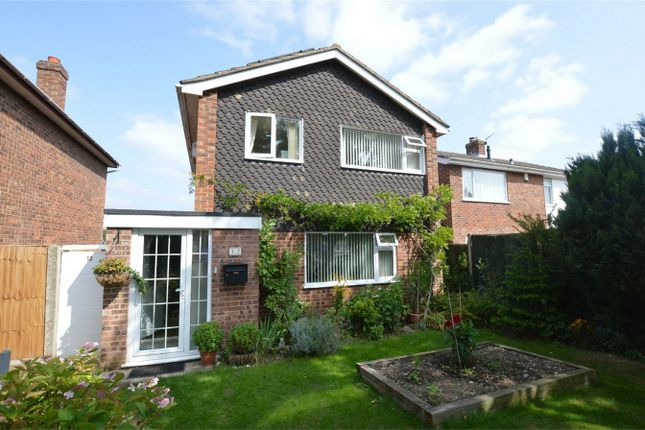 Thumbnail Detached house for sale in Purtingay Close, Eaton, Norwich, Norfolk