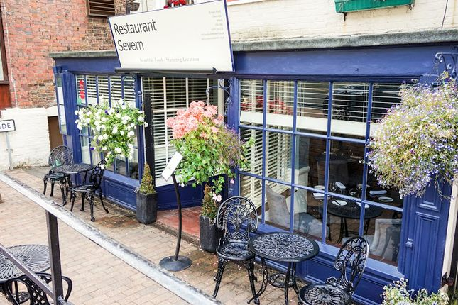 Thumbnail Restaurant/cafe for sale in 33 High Street, Telford
