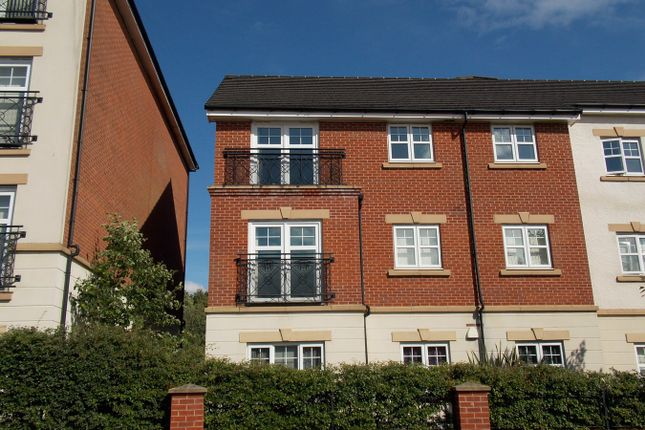 Thumbnail Flat for sale in Astley Brook Close, Bolton, Greater Manchester