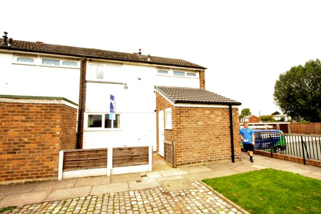Thumbnail End terrace house to rent in Wrights Bank, Offerton, Stockport