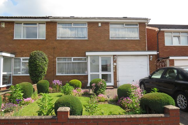 Thumbnail Semi-detached house for sale in Fillingham Close, Birmingham