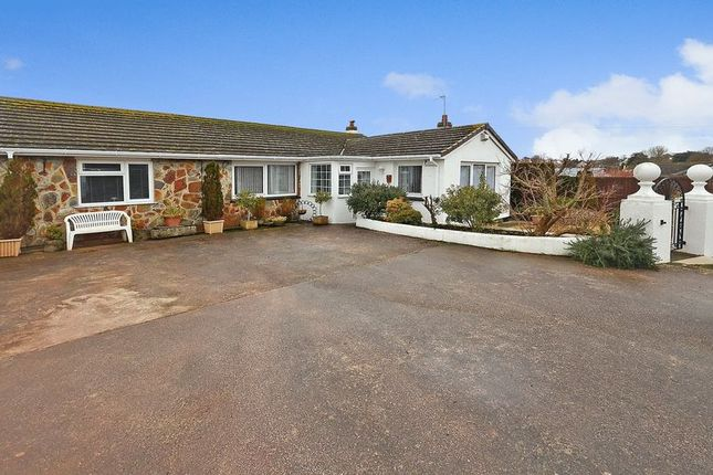 Thumbnail Bungalow for sale in Greenway Park, Galmpton, Brixham.