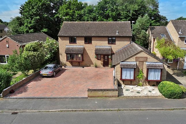 Thumbnail Detached house for sale in Weston Way, Newmarket