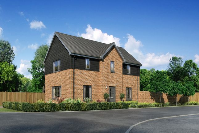 "3 bedroom detached house for sale in ""Corrywood"" at Countesswells Park Place, Aberdeen"