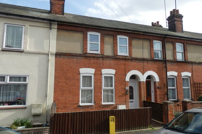 Thumbnail Terraced house for sale in Una Road, Harwich