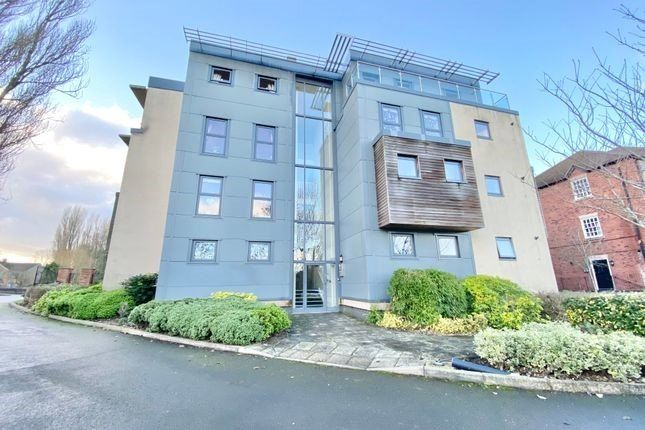 2 bed flat to rent in Mill Street, Wem, Shrewsbury SY4